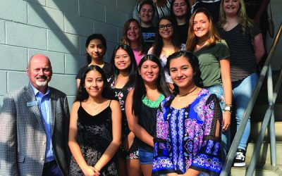 Students discover TVEC program