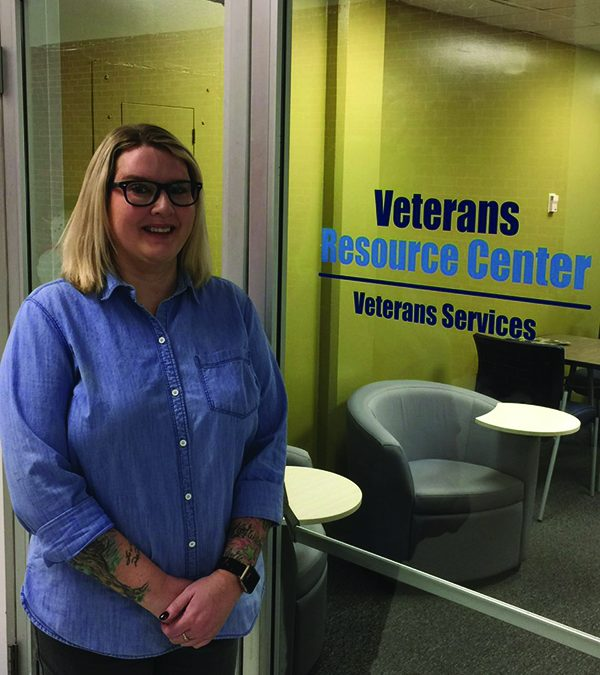 CSCC Veterans Resource Center Welcomes Vets and Military