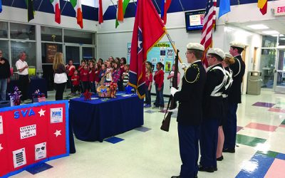CSCC to Host Veterans' Designated Campus Event