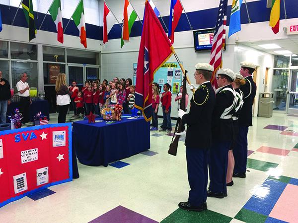 CSCC to Host Veterans' Designated Campus Event